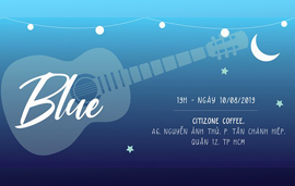 BLUE Music Fundraising Night