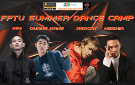 FPTU Summer Dance Camp Vol.1