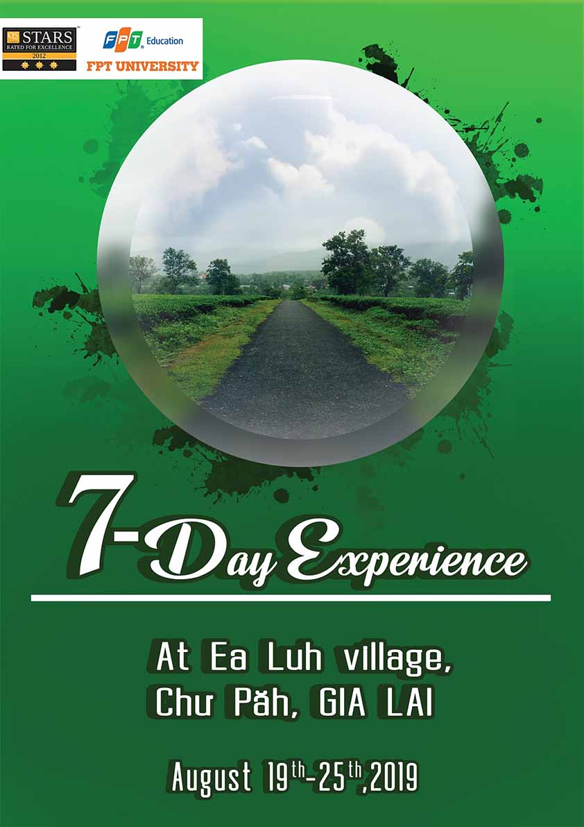 7-day experience - Tay Nguyen