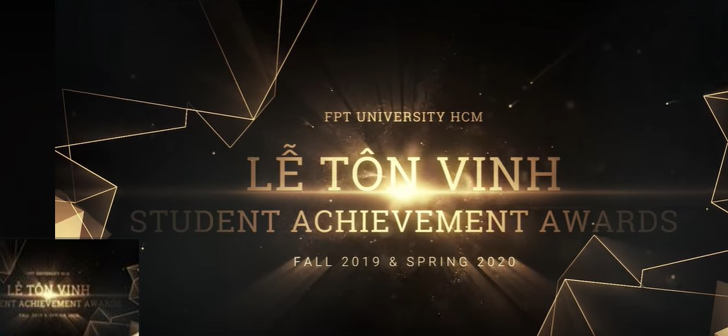 Student Achievement Award - Fall Semester 2019 and Spring Semester 2020