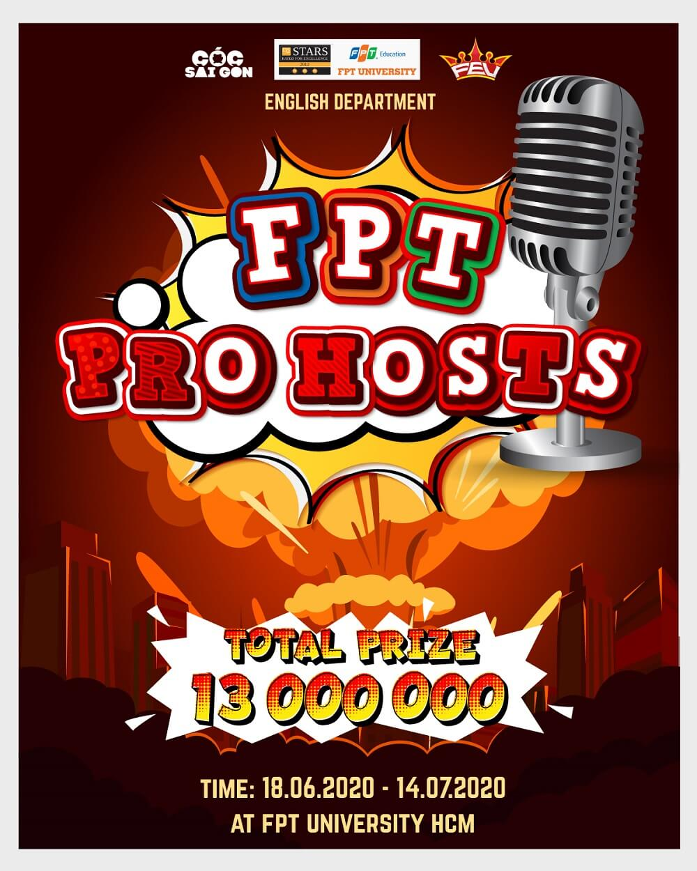 FPT PRO HOST COMPETITION