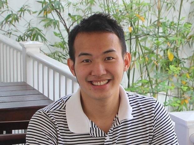 Nguyễn Hoàng Trung – một trong 3 founder của Lozi.