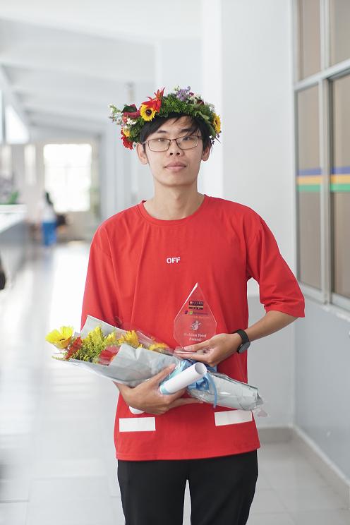 Nguyễn Đỗ Nhật Khang – Cóc Vàng Summer 2018 ngành Kỹ thuật phần mềm.